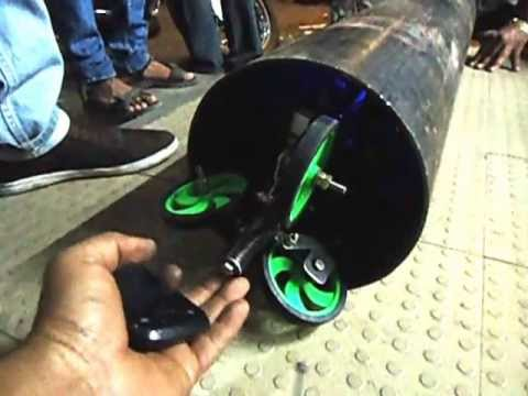 Pipe Inspection Robot By Nishi Biswas Youtube