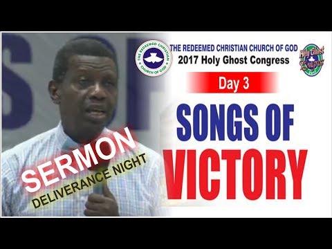 Pastor E.A Adeboye Sermon @ RCCG Deliverance Night_ 2017 HOLY GHOST CONGRESS_ #Day3