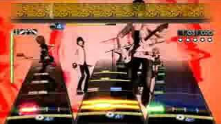 Rock Band 2 Trailer - Everlong  (And Rock Band 2 Setlist) High-Quality