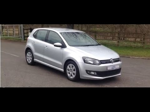 2011 60 volkswagen polo 1.2 tdi bluemotion 5 door **310 navigation