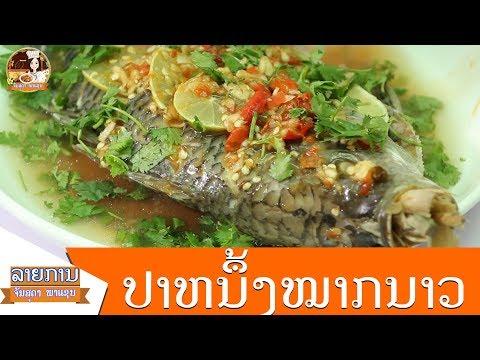 Lao food - ອາຫານລາວ - อาหารลาว #EP17