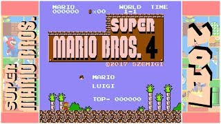 Super Mario Bros. 4: The Undiscovered Zones | Super Mario Bros. Hack