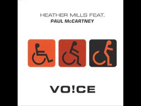 Heather Mills- Paul Mccartney. 02  Mello Extension Voice