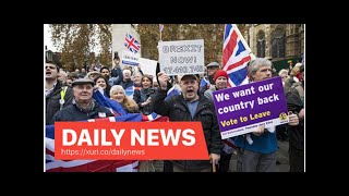 Daily News - Britons anxious to rally for Brexit's new vote - The Nation