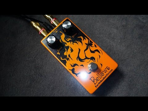 Earthquaker Devices Bellows : earthquaker devices bellows youtube ~ Russianpoet.info Haus und Dekorationen