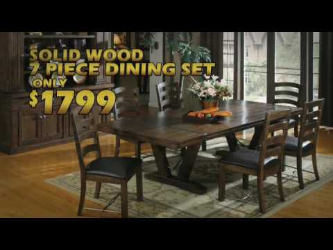Dining Room Rail Creek Furniture Co