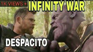 Gambar cover Avengers Despacito | INFINITY WAR