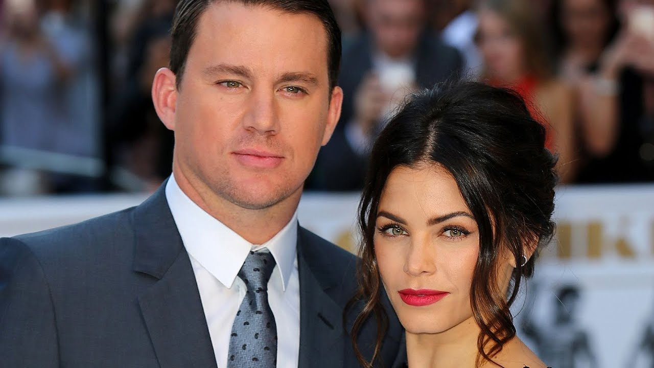 Jenna Dewan Says She and Channing Tatum Split When the ...
