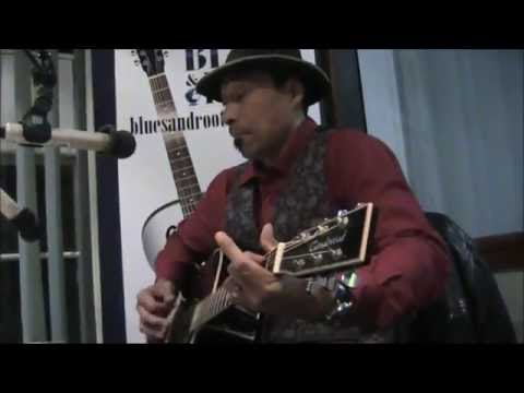 LIVE@Blues On The Hill Presents Isaiah B Brunt May 2016