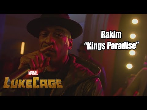 Luke Cage | Rakim - Kings Paradise | SEASON 2 ENDING