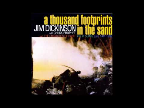 Jim Dickinson ‎– A Thousand Footprints In The Sand (1992) [1997 edition]