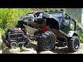 MASSIVE 1/6th -- RTR Jeep Rubicon -- New Bright / ClodBuster -- 100% Custom build!