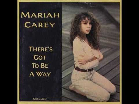 "Mariah Carey - There's Got To Be A Way (7"" Remix)"