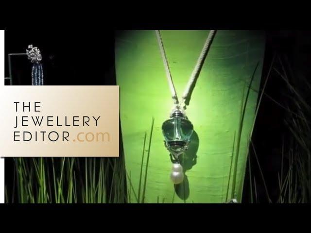 Cartier's Roman Extravaganza jewellery: Teaser