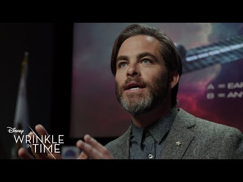 'Presenting Tesser Theory' Clip - Disney's A Wrinkle in Time