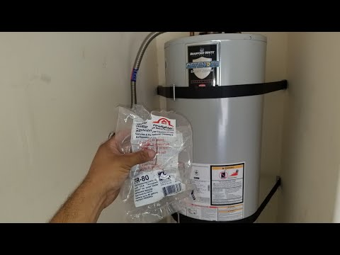 How To Install Water Heater Straps Easy You