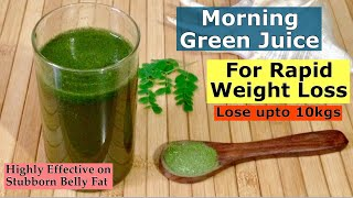 This is an ultimate green juice loaded with a lot of vitamins & minerals. drinking great way to load up on, protein, fibre and antioxidant. a...