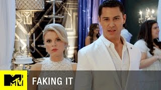 Faking It (Season 3) | 'So?' Official Sneak Peek (Episode 2) | MTV