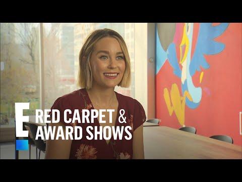 "Lauren Conrad Reveals ""Marathon"" Holiday Plans | E! Live from the Red Carpet"