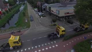 Dronebeelden Truckrun 2019 Lemelerveld