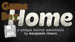Обзор игры Home: A Unique Horror Adventure