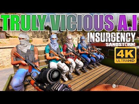 BADASS INSURGENCY: SANDSTORM COOP | ultrawide gameplay | insurgency: sandstorm  21:9 gaming |