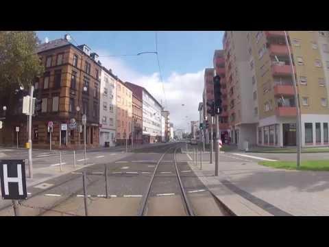 Linie 13: Mit der rnv einmal quer durch Ludwigshafen (Linie 10)