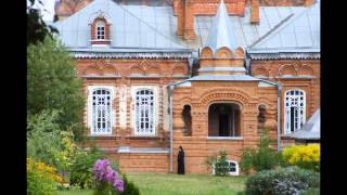 Шамордино - женский монастырь(Монастырь Казанская Амвросиевская женская пустынь, что в Шамордине, был основан преподобным Амвросием..., 2015-04-14T06:54:33.000Z)