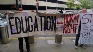 ASK ME ABOUT MY #STUDENT DEBT? | #GRADUATION CLASS #2012:NEW YORK UNIVERSITY