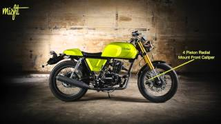 2016 Cleveland CycleWerks Misfit Details