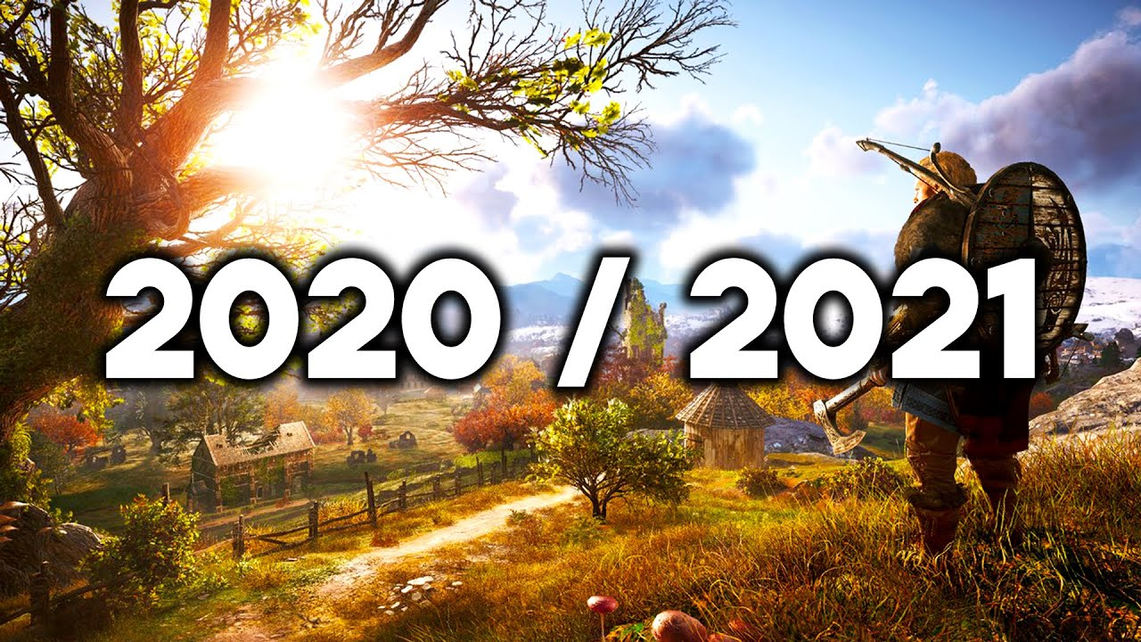 Top 10 NEW Massive OPEN WORLD Upcoming Games 2020 & 2021 | PC,PS4,XBOX ONE (4K 60FPS)