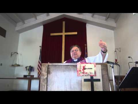 """""""Repentance, Confession, and Absolution"""", sermon for 02/14/2016, 1st Sunday in Lent."""