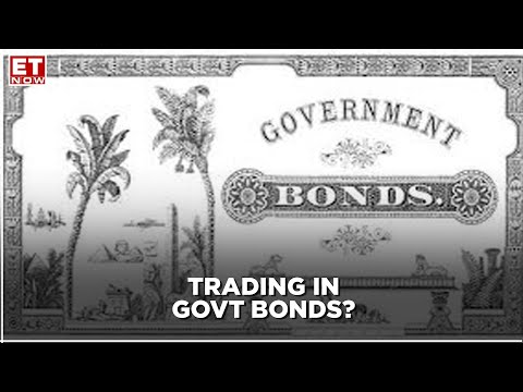 How to trade in government bonds