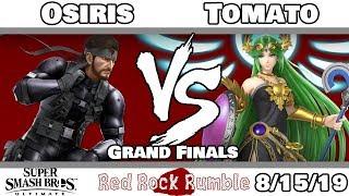 Red Rock Rumble #35 - Osiris  Snake  Vs. Tomato  Palutena  - Grand Finals - Smas