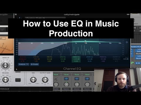 How to Use EQ in Music Production