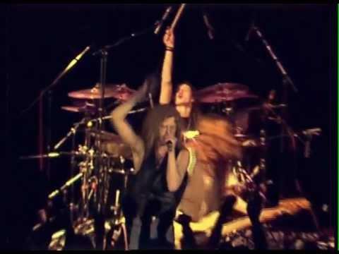 JET BLACK JOE Live 1993