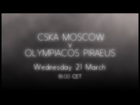Game of the Week: CSKA Moscow - Olympiacos Piraeus