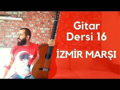 İzmir Marsu0327ı | Gitar Dersi Cover Nota 10 Kasım