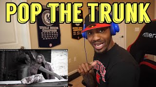He just dropped Catfish Billy 2!!! Yelawolf - POP THE TRUNK | REACTION