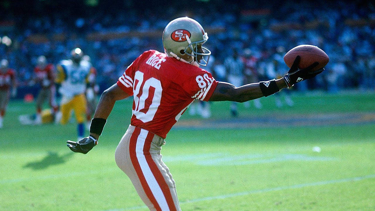 jerry rice All logos are the trademark & property of their owners and not sports reference llc we present them here for purely educational purposes our reasoning for.