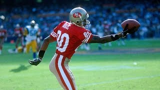 Jerry Rice career highlight