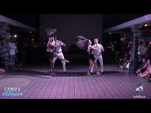 Baila Mundo - Cia de Dança Caio Monatte (Sambamaníacos 2016)