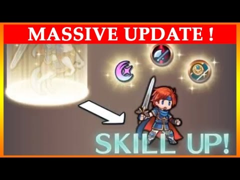 Game Changing Update - Inherit Skill - The Basic Rules (Fire Emblem Heroes)