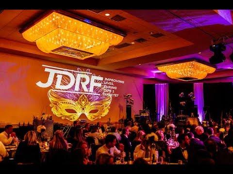 2019 Be More Award - JDRF