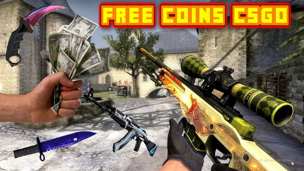 Csgo Sites With Free Coins
