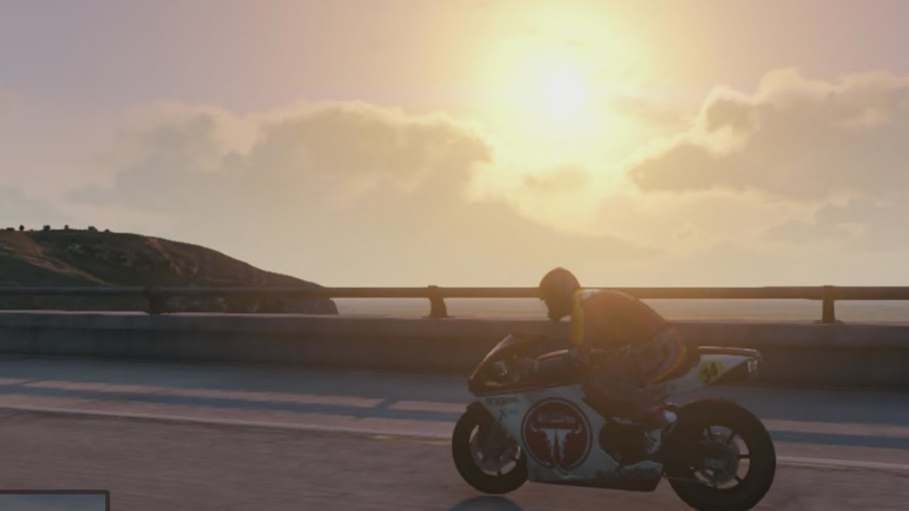 GTA V - Pegassi Bati 801RR (Ducati 1198) On The Highway HD ...