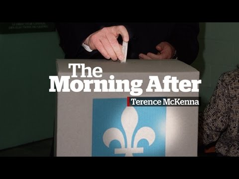 Startling details of the Quebec Referendum