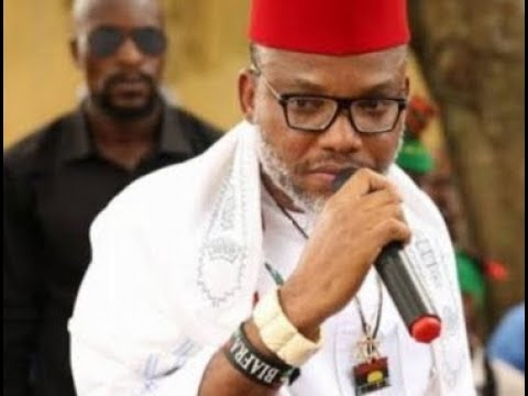 """IPOB Leader Nnamdi Kanu Finally Speaks From Hiding Place-""""I Was Ordained By God To Restore Biafra"""""""