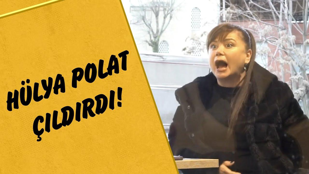 Mustafa Karadeniz - Hülya Polat Çıldırdı!