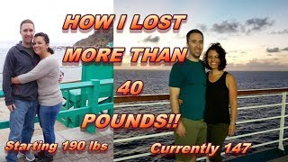 HOW I LOST OVER 40 POUNDS | Medifast, Jenny Craig, WW review